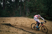 Many of the Belgian (and also foreign) pro cyclocross riders usually have a mid-week (technical) training session (mostly on wednesdays) in the 'Zwarte Water' forrest situated in the Belgian 'Kempen' area.<br /> The forrest has a dedicated cyclocross parcours and is, without a doubt, THE cyclocross training hotspot in the world.<br /> <br /> Kasterlee, december 2018