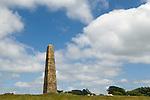 John Fuller of Brightling Sussex 1757-1834. The Obelisk or Brightling Needle, Sussex UK.