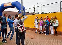 10-08-13, Netherlands, Rotterdam,  TV Victoria, Tennis, NJK 2013, National Junior Tennis Championships 2013,  <br /> <br /> Photo: Henk Koster