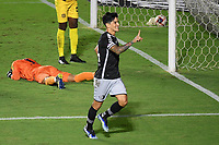 Rio de Janeiro (RJ), 08/05/2021  - Vasco-Madureira - German Cano jogador do Vasco comemora seu gol,durante partida contra o Madureira,válida pelas semifinais da Taça Rio 2021,realizada no Estádio de São Januário,na zona norte do Rio de Janeiro,neste sábado (08).