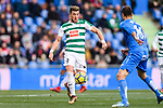 Sergi Enrich Ametller of SD Eibar in action during the La Liga 2017-18 match between Getafe CF and SD Eibar at Coliseum Alfonso Perez Stadium on 09 December 2017 in Getafe, Spain. Photo by Diego Souto / Power Sport Images