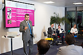 Dr Christopher Sier.  Disruptive Technology Financial Services conference, Level39, Canary Wharf, London.