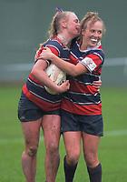 190906 Top Four Girls' 1st XV Rugby Semifinal - Hamilton GHS v Manukura