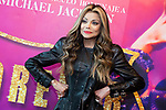 Michael Jackson sister, La Toya Jackson during meeting with press in Madrid, Spain. May 21, 2018. (ALTERPHOTOS/Borja B.Hojas)