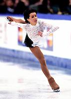 Elena Liashenko Ukraine Skate Canada. Photo copyright Scott Grant