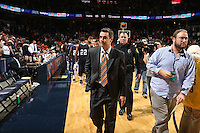 Virginia gets the easy win 85-72 over Longwood during their season opener November 13, 2009 at the John paul John Arena in Charlottesville, Virginia. Photo/Andrew Shurtleff