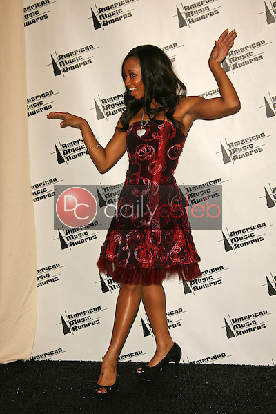 Vanessa Anne Hudgens<br />in the press room at the 34th Annual American Music Awards. Shrine Auditorium, Los Angeles, CA. 11-21-06<br />Dave Edwards/DailyCeleb.com 818-249-4998