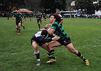 180804 Wellington Hardham Cup Club Rugby Final - Petone v Wainuiomata