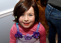 A Fairy Princess birthday party for Ava Grey Shurtleff who turned 5 years old December 1, 2013. Photo/Andrew Shurtleff