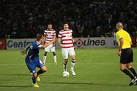 SARAJEVO, Bosnia-Herzegovina – Wednesday August 14, 2013: US Men's National team defeated the National team of Bosnia-Herzegovina 4-3 during an International friendly at Asim Ferhatovic Hase Stadium.<br /> Photo by Feđja Krvavac/isiphotos.com