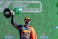 5th September 2021: Circuit Zandvoort, Zandvoort, Netherlands;  Formula 1 Dutch Grand Prix at the CM.com Circuit Zandvoort Max erstappen wins the dutch Grand Prix Formula 1 Dutch Grand Prix