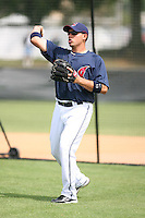 March 20th 2008:  Asdrubal Cabrera of the Cleveland Indians during a Spring Training game at Chain of Lakes Park in Winter Haven, FL.  Photo by:  Mike Janes/Four Seam Images
