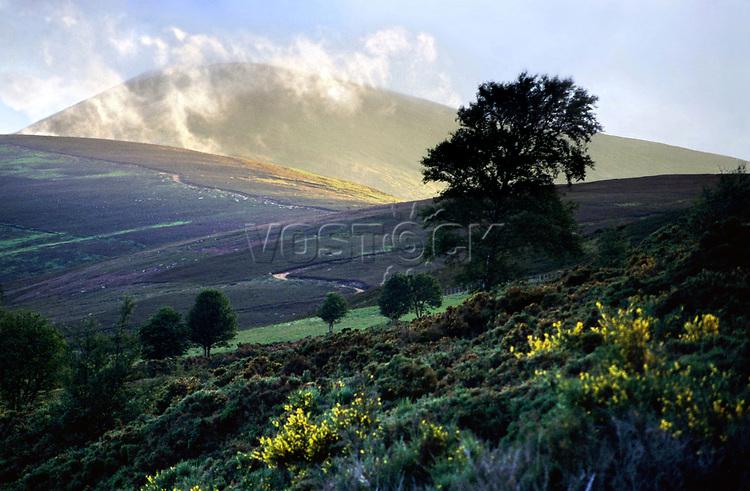 Europe, Great Britain, Scottland, the Grampian Mountains or Grampians are one of the three major mountain range in Scotland.<br /> - Europa, Grossbritannien, Schottland, die Grampian Mountains auch Grampians genannt, sind einer der drei Hauptgebirszuege Schottlands.<br /> <br /> <br /> . <br /> Copyright: Dorothea Schmid / Agentur laif<br /> <br /> (Bildtechnik: sRGB, <br /> 52.45 MByte vorhanden)
