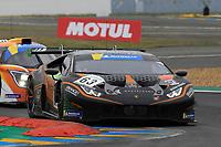 #63 FFF RACING TEAM BY ACM (CHN) LAMBORGHINI HURACAN GT3 ANDREA CALDARELLI (MCO) HIROSHI HAMAGUCHI (JPN)