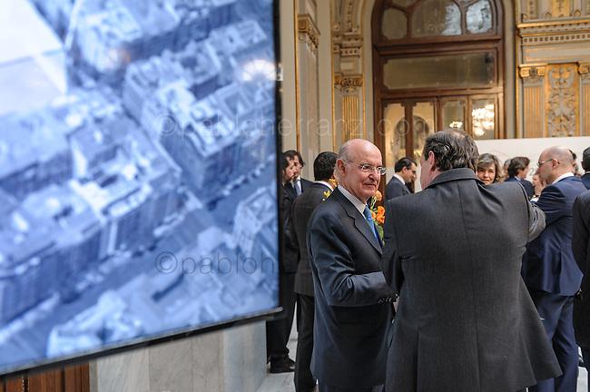 Junta General de Accionistas 2016 LAR España Real Estate, en la Bolsa de Madrid.