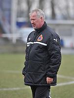 Club Brugge Dames : Gunther Bomon.foto DAVID CATRY / Vrouwenteam.be