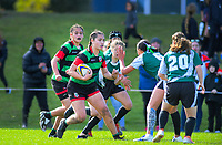 Girls' rugby sevens. Day six of the 2019 AIMS games at Blake Park in Mount Maunganui, New Zealand on Friday, 13 September 2019. Photo: Dave Lintott / lintottphoto.co.nz