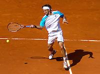 30-05-11, Tennis, France, Paris, Roland Garros ,   David Ferrer