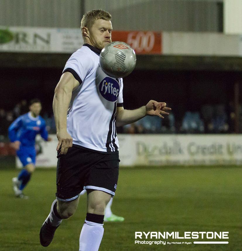 Pre- Season Friendly<br /> Dundalk v Waterford United <br /> Tuesday 9th February 2016