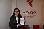 IRENE TINAGLI<br /> PRESENTAZIONE LIBRO IRENE TINAGLI<br /> FELTRINELLI- GALLERIA SORDI ROMA 2019