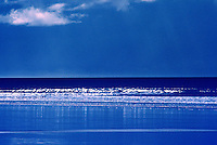 Queen Charlotte Islands (Haida Gwaii), Northern BC, British Columbia, Canada - Storm Waves breaking on North Beach along McIntyre Bay, Naikoon Provincial Park, Graham Island