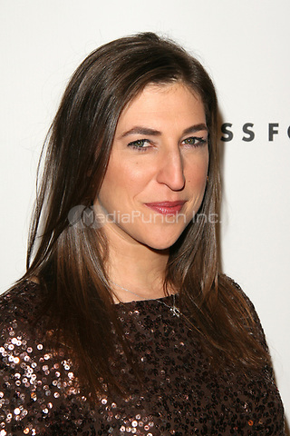 Mayim Bialik at the 3rd Annual Give & Get Fete benefiting Dress For Success Worldwide-West at The London Hotel on November 7, 2011 in West Hollywood, California. © mpi21 / MediaPunch Inc.