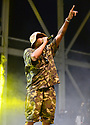 MIRAMAR, FL - SEPTEMBER 04: Nas performs live on stage during the 'Waffle & Yankee Fitted Fest' at Miramar Regional Park Amphitheater on September 4, 2021 in Miramar, Florida.  ( Photo by Johnny Louis / jlnphotography.com )