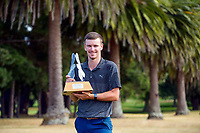 2021 Super 6s champion Kerry Mountcastle. Day four of the Brian Green Property Group NZ Super 6s Manawatu at Manawatu Golf Club in Palmerston North, New Zealand on Sunday, 28 February 2021. Photo: Dave Lintott / lintottphoto.co.nz