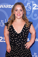 Ellie Simmonds<br /> celebrating the inspirational winners in this year's 25th Birthday National Lottery Awards, the search for the UK's favourite National Lottery-funded projects. The glittering National Lottery Awards show, hosted by Ore Oduba, is on BBC One at 11pm on Tuesday 19th November.<br /> <br /> ©Ash Knotek  D3527 15/10/2019