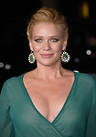 Laurie Holden attends The Universal Pictures L.A. premiere of Dumb and Dumber To held at The Regency Village Theatre in Westwood, California on November 03,2014                                                                               © 2014 Hollywood Press Agency