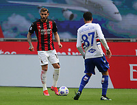 Milano 03-04-2021<br /> Stadio Giuseppe Meazza<br /> Serie A  Tim 2020/21<br /> Milan - Sampdoria<br /> Nella foto:   Theo Hernandez                                   <br /> Antonio Saia Kines Milano