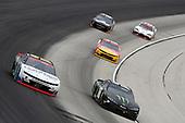 #11: Justin Haley, Kaulig Racing, Chevrolet Camaro LeafFilter Gutter Protection, #18: Riley Herbst, Joe Gibbs Racing, Toyota Supra Monster Energy