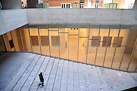 - Milan, the new building of Luigi Bocconi Commercial University in Roentgen street, designed by Grafton Architects<br /> <br /> - Milano, il nuovo palazzo dell' Università  Commerciale Luigi Bocconi in via Roentgen, progettato dallo studio Grafton Architects