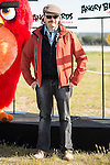 "Santiago Segura during the presentation of the film ""Angry Birds"" at Hipodromo de Zarzuela in Madrid. April 25,2016. (ALTERPHOTOS/Borja B.Hojas)"