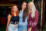 Enjoying the evening in Molly J's on Friday, l to r: Brenda McElligott, Charlene Morrison and Rosie O'Halloran.
