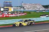 #19: Daniel Suarez, Joe Gibbs Racing, Toyota Camry STANLEY