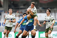 14th March 2021; Eden Park, Auckland, New Zealand;  Mitch Hunt, Blues v Highlanders, Super Rugby Aotearoa. Eden Park, Auckland. New Zealand. Sunday 14 March 2021.