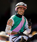 APRIL 30, 2021: Obligatory with Jose Ortiz wins the Eight Belles Stakes at Churchill Downs in Louisville, Kentucky on April 30, 2021. EversEclipse Sportswire/CSM