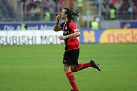 Torjubel Sotirios Kyrgiakos (Eintracht Frankfurt)