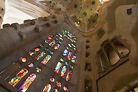 Sagrada Familia von Antoni Gaudi, Barcelona, Spanien, Unesco-Weltkulturerbe
