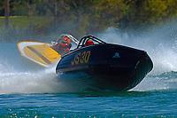 """JS-30 """"Glory Days"""", JS-61 """"Skiff Tastic""""        (Jersey Speed Skiff(s)"""