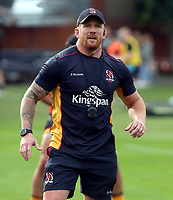 Thursday 9th September 20218 <br /> <br /> Roddy Grant during the pre-season friendly between Saracens and Ulster Rugby at the Honourable Artillery Company Grounds, Armoury House, London, England. Photo by John Dickson/Dicksondigital