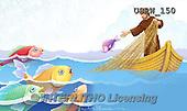 Randy, EASTER RELIGIOUS, OSTERN RELIGIÖS, PASCUA RELIGIOSA, paintings+++++Saint-Francis-Book-8-9,USRW150,#ER#