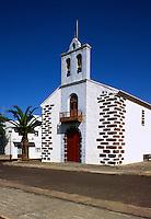 Spanien, Kanarische Inseln, La Palma, Iglesia Nostra Senora de Rosario in Barlovento