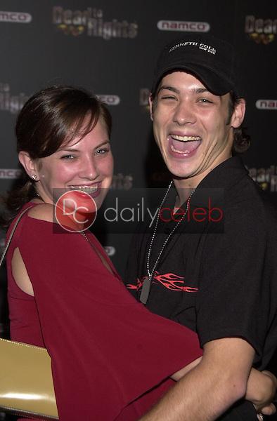 Joanna Pensinger and Mike Erwin