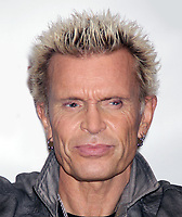 Billy Idol 2014, Photo By John Barrett/PHOTOlink