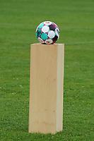 Ball liegt bereit - Erfelden 29.08.2021: SKG Erfelden gegen DJK SG Eintracht Rüsselsheim, Sportplatz Erfelden