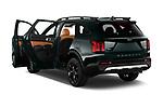 Car images of 2021 KIA Sorento SX 5 Door SUV Doors