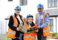 2016 06 21 New housing development in Derwen Fawr, Swansea, UK