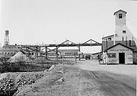 Les installations de la Canadian Malartic Gold Mine Limited, a Malartic, date inconnue